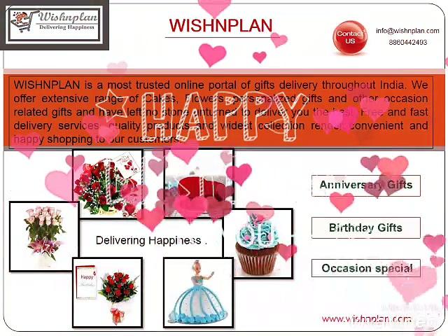 Same Day Cake | Birthday Cake Online | Birthday Flower | Birthday Gifts Online