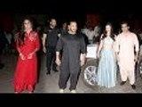 Bollywood Celebs Attend Ganpati Celebrations At Arpita Khan & Aayush Sharma's Place