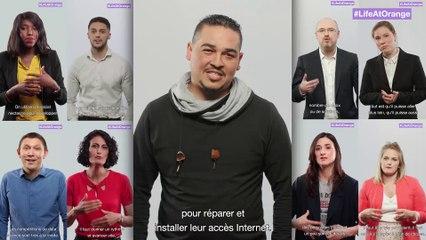 #LifeAtOrange : la campagne