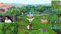 PLAYING AS Ninja - FORTNITE MOD Gameplay! (Fortnite Battle Royale)