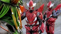 Power Rangers Megaforce S02 E19 - video dailymotion