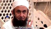 """Mian Bivi K Rishtay Ko Abad Rakhnay K Liye Sirf Ek Cheez Ki Zarorat"" tariq jameel"