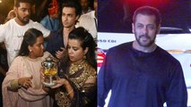 Salman Khan was missing from Arpita Khan's Ganpati visarjan ceremony | FilmiBeat
