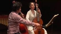 """Sainte-Colombe : Concert pour 2 violes égales n°41 """"Le Retour"""" (Atsushi Sakai / Marion Martineau)"""