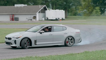 The Kia Stinger GT Is What a Sports Sedan Should Be