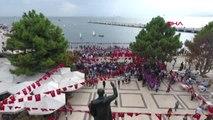 Sinop Atatürk'ün Sinop'a Gelişinin 90'ıncı Yılı Kutlandı