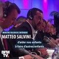 """""""Merde alors !"""" Un ministre luxembourgeois s'offusque des propos de Salvini sur l'immigration"""