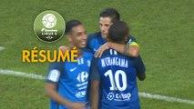 Grenoble Foot 38 - Valenciennes FC (4-2)  - Résumé - (GF38-VAFC) / 2018-19