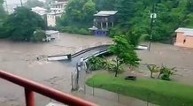 Reports of severe flooding in several areas, including the River Road area, Mororists please be cautious