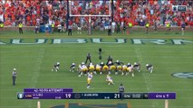 #12 LSU Knocks Off #7 Auburn on Last-Second Field Goal