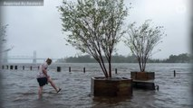 Deadly Florence Moves Inland Threatening Massive Flooding