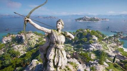 Trailer - Assassin's Creed Odyssey - Jouer en Ultra sur Nintendo Switch avec le Cloud