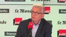 """Pierre Laurent: """"Il y a aujourd'hui un débat planétaire pour trouver un autre mode de développement que le capitalisme"""""""