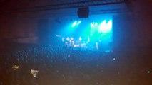 Les Tambours du bronx à la Halle verrière