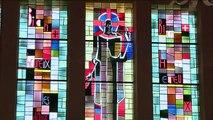 L'église d'Oradour -sur-Glane