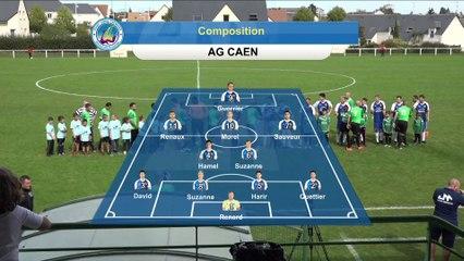 US Guerinière - AG Caen _ Coupe de France 3ème Tour