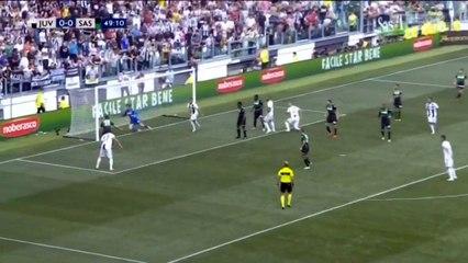 Cristiano Ronaldo First Goal For Juventus Vs Sаssuоlо