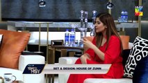 Tonite with HSY _ Sos 5 _ Epi 10 _ HUM TV _ Azfar Rehman u0026 Ayesha Omar _ 16 September 20