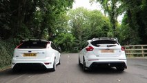 MK2 RS VS MK3 RS!!! - Which Ford Focus RS Is Better?
