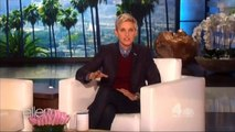 The Ellen DeGeneres Show 2015.11.05 Will Smith (Eng.Subs)
