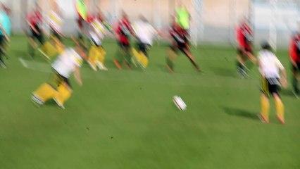 3ème tour de Coupe de France : LE THEUX 2- Reims cristo 1