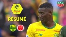 FC Nantes - Stade de Reims (0-0)  - Résumé - (FCN-REIMS) / 2018-19