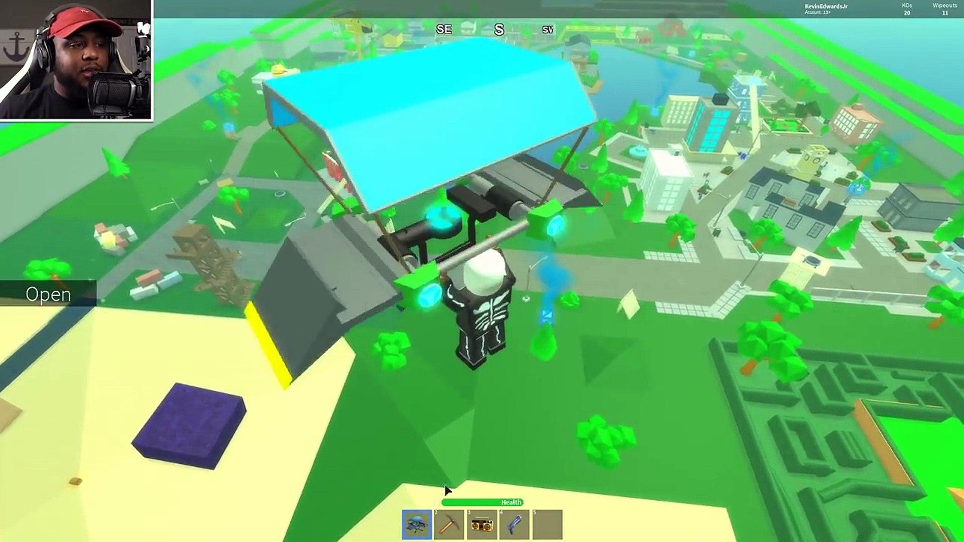 Roblox Fortnite Simulator Dailymotion Video