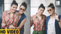 Pregnant Neha Dhupia Bonds With Kajol For No Filter Neha Season 3