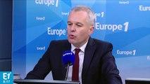 """Glyphosate : possible interdiction sous trois ans """"par la loi"""" si les négociations échouent, selon Rugy"""