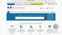 Attention aux faux sites administratives