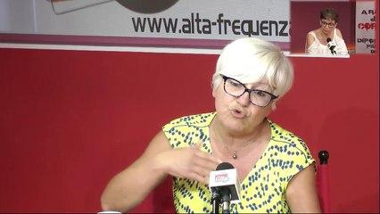 Palisa avec Marie-France Giovannangeli