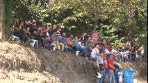 Türkiye Enduro ve ATV Şampiyonası'nın 2'inci Ayak Yarışları Nefes Kesti