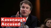 Brett Kavanaugh Accuser Opens Up About Alleged Sexual Assault