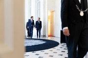 Déclaration conjointe du Président de la République Emmanuel Macron, et de Sebastian Kurz, chancelier fédéral d'Autriche