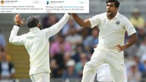 Ravichandran Ashwin Turns 32 : Wishes Pour In For India Spinner