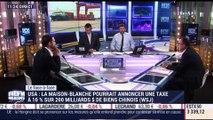 Olivier Guillou VS Louis de Montalembert (2/2): Pourquoi Donald Trump cible-t-il 200 milliards d'importations chinoises ? - 17/09