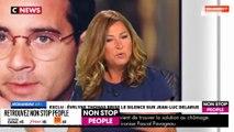 Morandini Live - Polémique autour du livre sur Jean-Luc Delarue : Evelyne Thomas s'exprime (exclu)