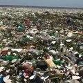 Une plage de République Dominicaine couverte de déchets