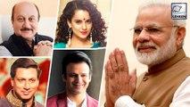 Bollywood Celebs Wish PM Narendra Modi On His 68th Birthday