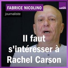 Vidéo de Rachel Louise Carson