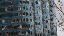 Mangkhut, el tifón más grave del año, deja numerosos destrozos en Hong Kong