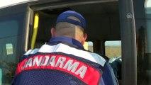 Sandıklı'da jandarmadan servis araçları denetimi - AFYONKARAHİSAR