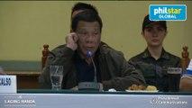 Duterte blames mining for landslides during 'Ompong' onslaught