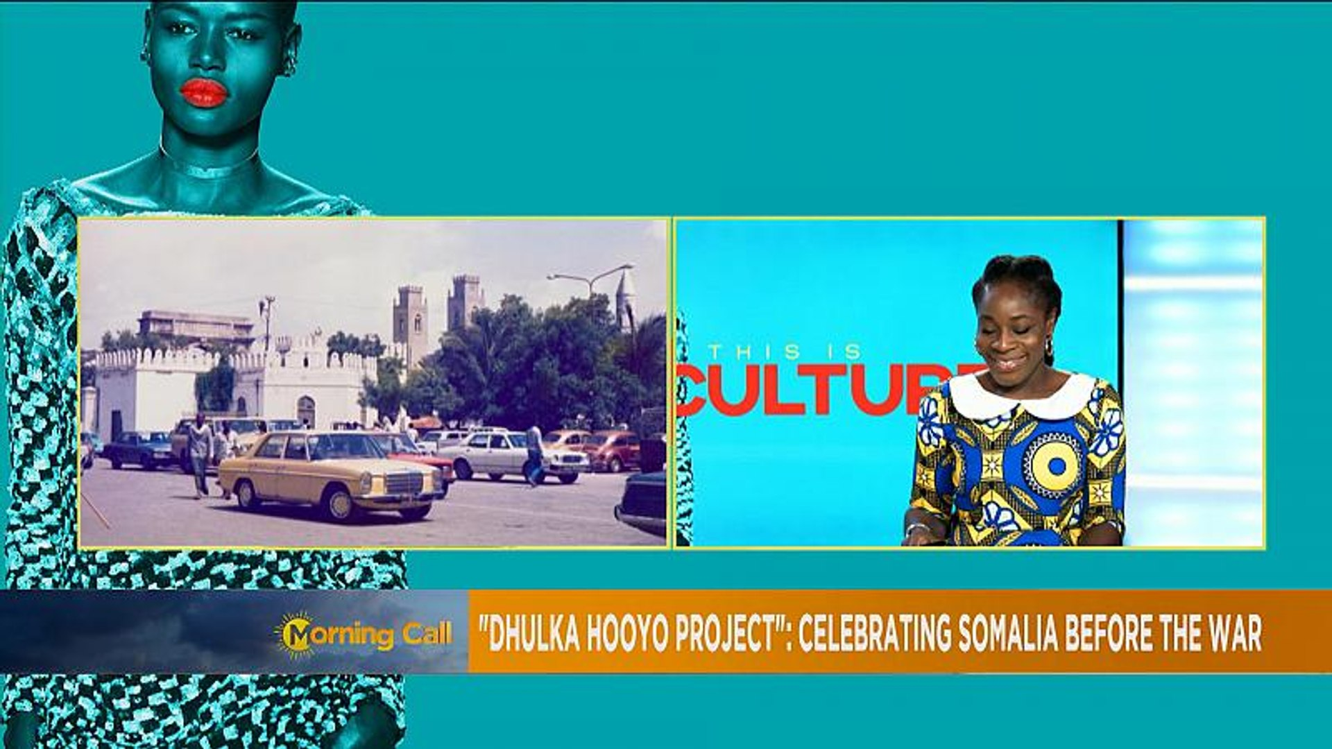 Dhulka Hooyo Project: Celebrating Somalia before the war [This is Culture]