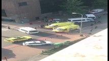 Un agent de police locale de Bruxelles-Capitale/Ixelles a été blessé au couteau