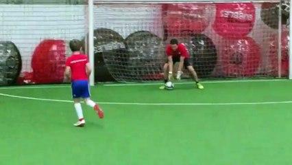 SASHA KOVACEVIC - ASPTG ÉLITE FOOTBALL - FIVE PERPIGNAN - 18.09.2018