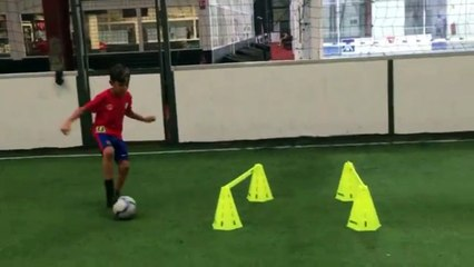 SELYAN BOUTCHACHA - ASPTG ÉLITE FOOTBALL - FIVE PERPIGNAN - 18.09.2018