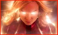 Captain Marvel - Brie Larson, Samuel L Jackson Jude Law Marvel Studios