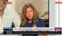 Evelyne Thomas savait que Jean-Luc Delarue se droguait... mais ne disait rien