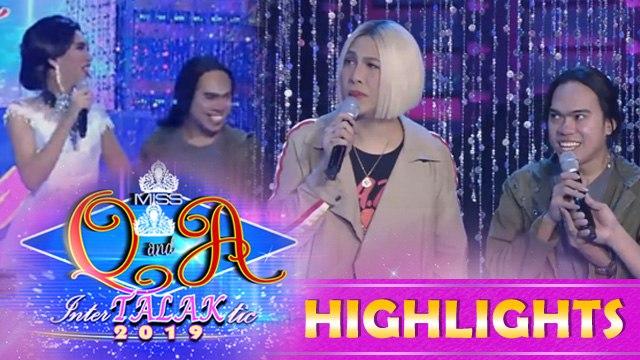 It's Showtime Miss Q & A: Vice Ganda reunites a long-lost siblings on Miss Q & A!